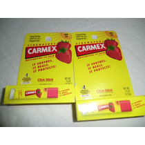 Carmex Protetor Labial Stick Sabor Morango, Spf 15,em Recife