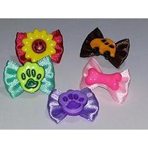 40 Mini-laços Pet Shop Antialérgico-frete Único