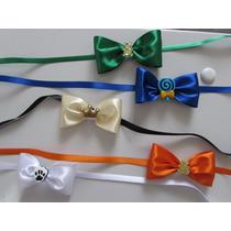 Gravata Borboleta Cães/gatos Pet Shop Banho/tosa-20 Unidades