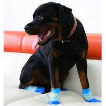 Sapato Botinha Antiderrapante Para Cachorro Grande Tamanho 5