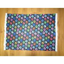 Cobertor Soft Para Cães E Gatos - Tamanho 100 Cm X 70 Cm