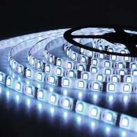 Fita De Led 5050 Rolo Com 5m 300 Leds Dupla Face Luz Branca