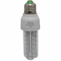 Kit 10 Lampadas Led Residencial E27 5w Econômica Branco Frio