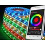 Controle Fita Led Rgb Wi-fi Sem Fio Android/ios Kit 5,0m