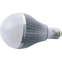 Lampada Led 7w 10 Unidades Branco Quente Bivolt Frete Grátis