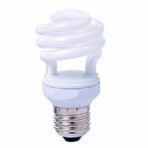 Lâmpada Eletrônica Espiral 20w Branca Ecp 220v Promo 25 Unid