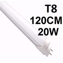 Lâmpada Led Tubular 120cm T8 Branco Frio 6000k