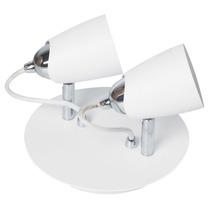 Spot Llum Bronzearte Luminare 2 Luzes Gu10 17,5ø X 14,5cm