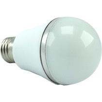 Lâmpada Bulbo Led 9w 110v Dimerizavel Luz Branca E27 Branca