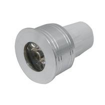 Lampada Mini Dicróica Gu10 Led Quente 3000k Bivolt 3w