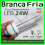 Lâmpada Led 24w Super Econômica Branca Fria E27 Bivolt Milho