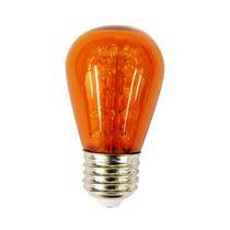 Sunlite 1.1w 120v S14 Led Âmbar E26 Médio Base Luz Bulb