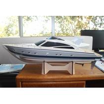 Lancha Thunder Tiger Atlantic Motor Yacht Princess Completo