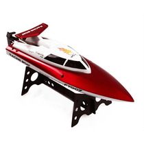 Lancha High Speed Racing Boat 4ch 2.4ghz Rc Rtr Ft007 Novo