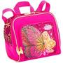 Lancheira Térmica Barbie Butterfly E A Princesa Fairy Rosa