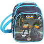 Lancheira Escolar Passeio Soft Club Penguin Dermiwil