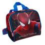 Lancheira Escolar Infantil Spiderman Homem Aranha