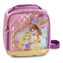 Lancheira Soft Princesas Disney Original Dermiwil