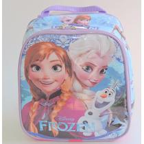Lancheira Térmica Frozen Anna & Elza - Pronta Entrega