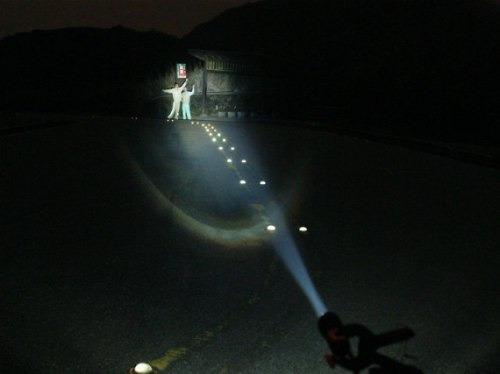 Lanterna de Led Cree Lanterna Led Cree 500 Lumens