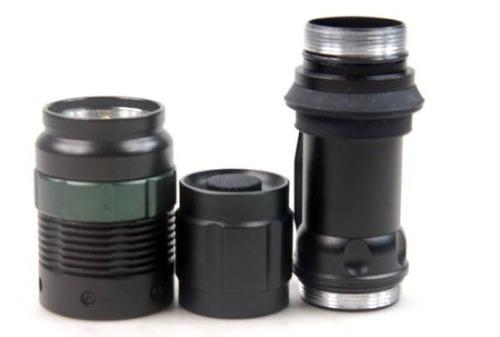 Lanterna Tática Police 500 Lumens 200w Power Style + Frete
