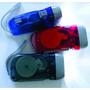 5 Lanterna De Dinamo Não Usa Pilhas C/ 3 Leds + Frete