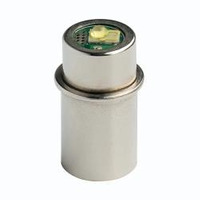 Kit Upgrade Terralux Led (lâmpada) Maglite - 140 Lumens C, D
