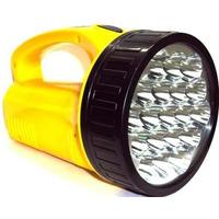 Lanterna Holofote 19 Leds Recaregável Bi Volt Frete Grátis