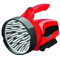 Lanterna Holofote Recarregavel 30 Super Leds / 16hs Autonomi