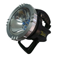 Lanterna Holofote 4.500.000 Velas Recarregável C/8leds+forte