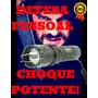 Lanterna De Shock 180000w A Melhor Do Mundo, Arma De Choque!