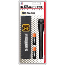 Mini Maglite Pro Mais Led Preto 2 Sp+p01h