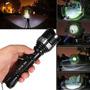 Lanterna Super Bright 2200lm Cree Xm-l Xml T6 Led Zoom Tocha