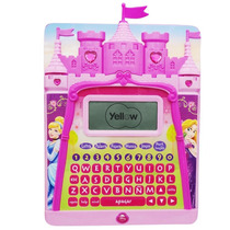 Tablet Infantil Smart Pad Encantado Princesas! Frete Grátis!