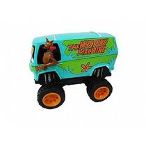 Furgão Máquina Mistério Off-road Scooby-doo Dtc 3252