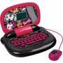 Laptop Infantil Monster High 4060 Com 30 Atividades Candide