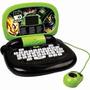 Laptop Infantil Ben 10 Omnibook Com 30 Atividades - Candide