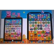 Tablet Infantil Peppa Pig Super Educativo Multifunções