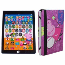 Tablet Educativo Iterativo Peppa Pig Musical + Capa Infantil