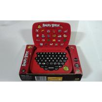 Mini Laptop Angry Birds Dtc - Notebook Infantil