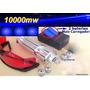 Laser Ponteiro Azul 1000mw 450m Recarregável Alta Potência
