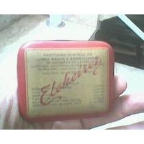 Embalagem Bem Antiga Limão Bravo E Bloroformio Xarope Queiro