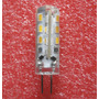 Lâmpada Led G4 1,5w 12v Para Lustres, Coifas,