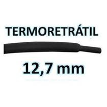 Espaguete Termo Retrátil 12,7mm / 01 Metro