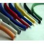 Kit 10 Metros Espaguete Isolante Termo Retratil 6mm Colorido