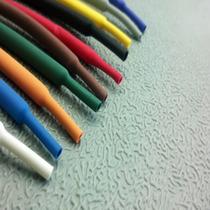 Espaguete Termo Rretratil 3mm Colorido Kit Com 10 Metros ©