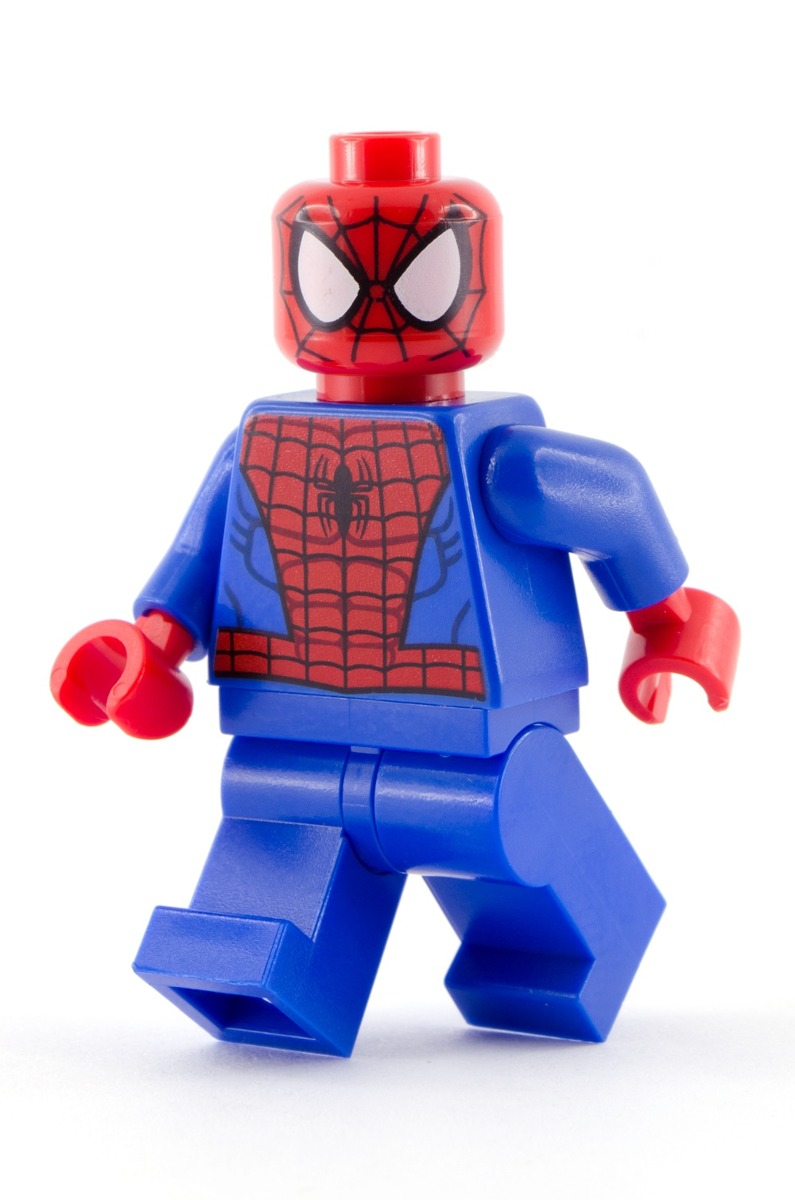 Lego homem aranha super heroes marvel r 15 99 no mercadolivre