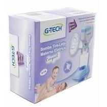Bomba Elétrica Tira-leite Materno G-tech