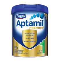 Leite Aptamil Premium 1 800g 0 A 6 Meses Danone Infantil