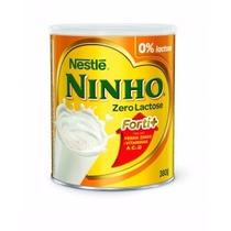8 Leite Em Pó Ninho Nesté 0% Lactose 380g
